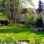 Hinterer Garten danach © Isabelle van Groeningen