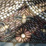 Yewbarrow House Mosaikstein © Isabelle van Groeningen