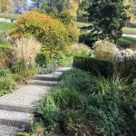 The herbaceous garden © Isabelle van Groeningen