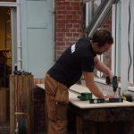 Werkzeug - Schnell mal umbauen © Isabelle van Groeningen