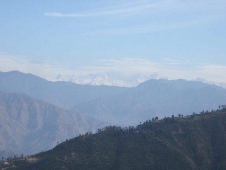Der Himalaya / Indien © Isabelle van Groeningen