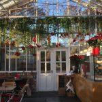Das Café © Isabelle van Groeningen