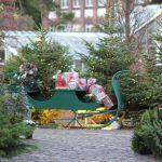 Weihnachten bleiben Garten und Gartenakademie geschlossen... © Isabelle van Groeningen