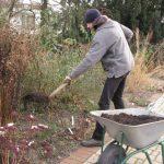 Bodenpflege mit Kompost - Nachhaltigkeit © Isabelle van Groeningen