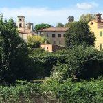 Blick über die Altstadt - Lucca © Isabelle van Groeningen