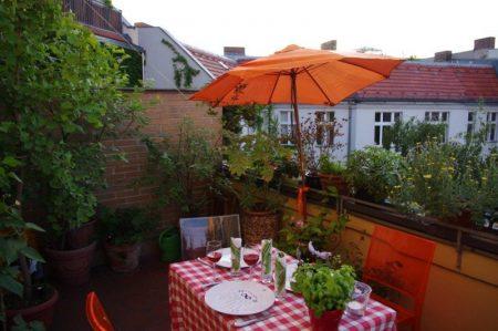 Gourmet-Garten © Isabelle van Groeningen