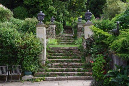 Ifford Manor Steps © Isabelle van Groeningen