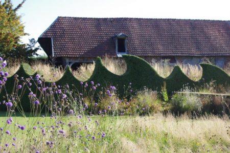 Jardin Plume Wind garden © Isabelle van Groeningen