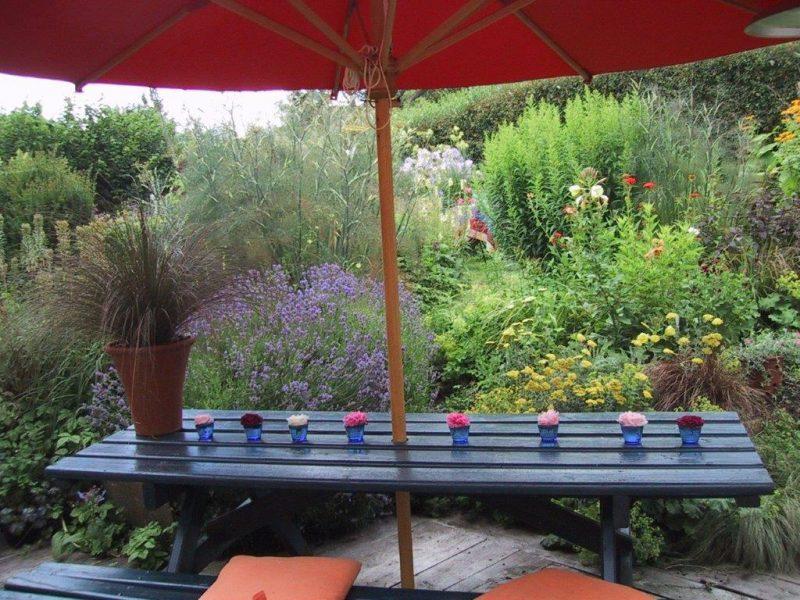 Sommer im Garten © Isabelle Van Groeningen