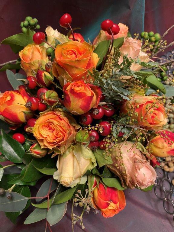 Schnittblumen © Isabelle Van Groeningen