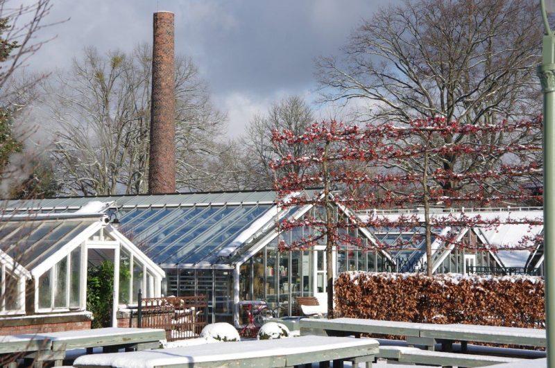 Gärtnern - Kräuterhaus © Isabelle Van Groeningen